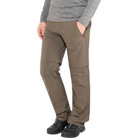 Regatta Xert II Pantalon extensible à fermeture éclair Normal Homme, roasted